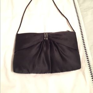 Handbags - Black vintage clutch